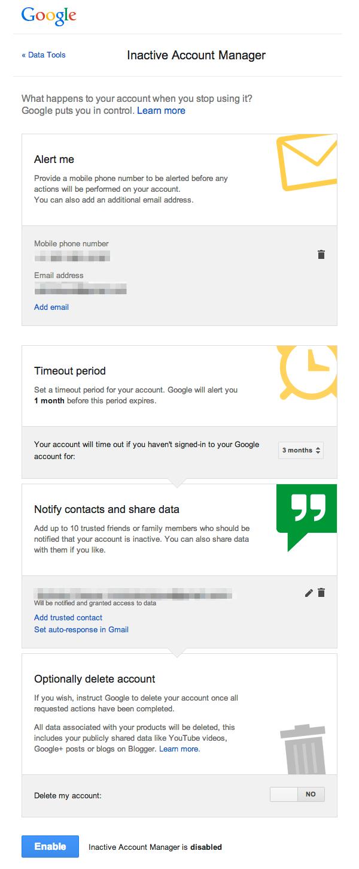 google_inactive